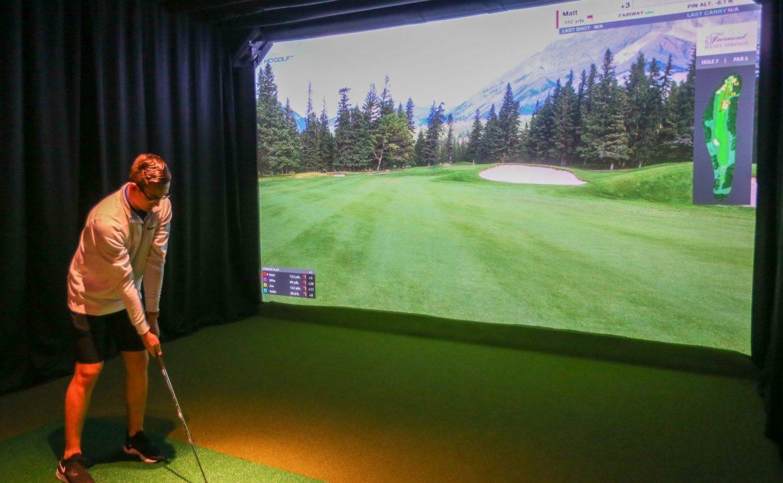 The Health Benefits of Golf Simulators