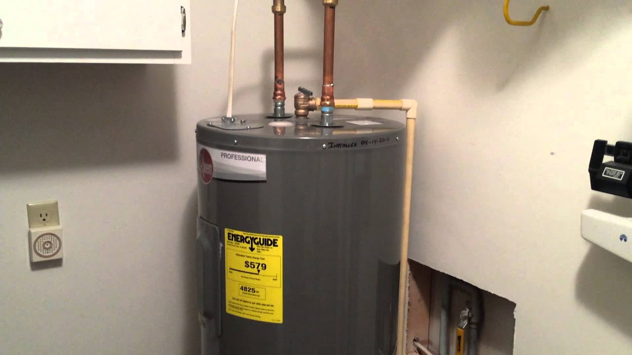 Why You Should Hire Professionals For Replacing Water Tanks