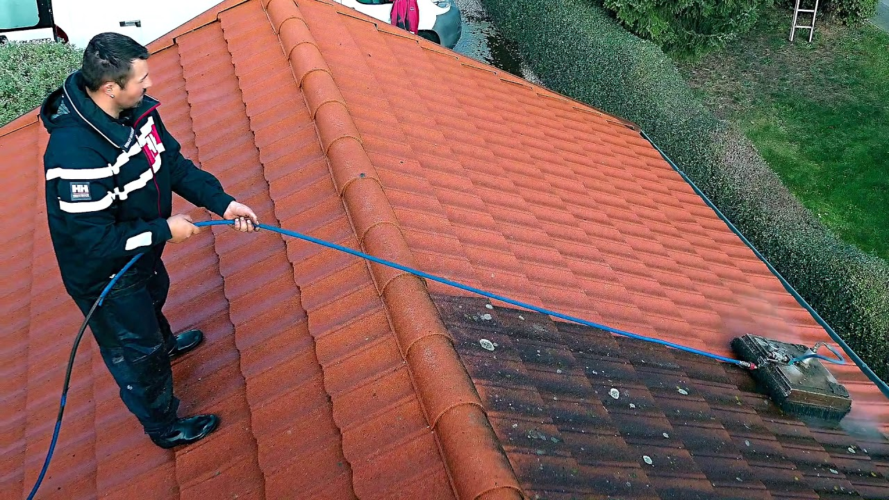 The Benefits of Rooftop Cleaning