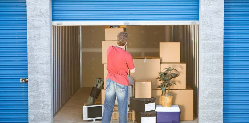 Optimizing Space in Storage Units