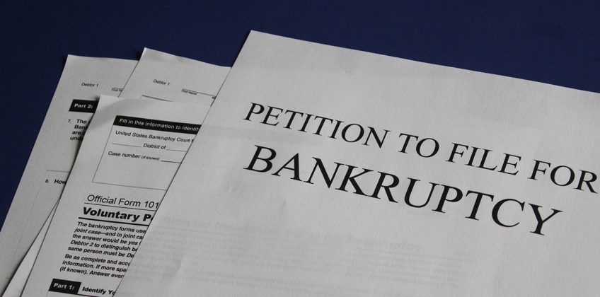 Dealing With Potential Bankruptcy