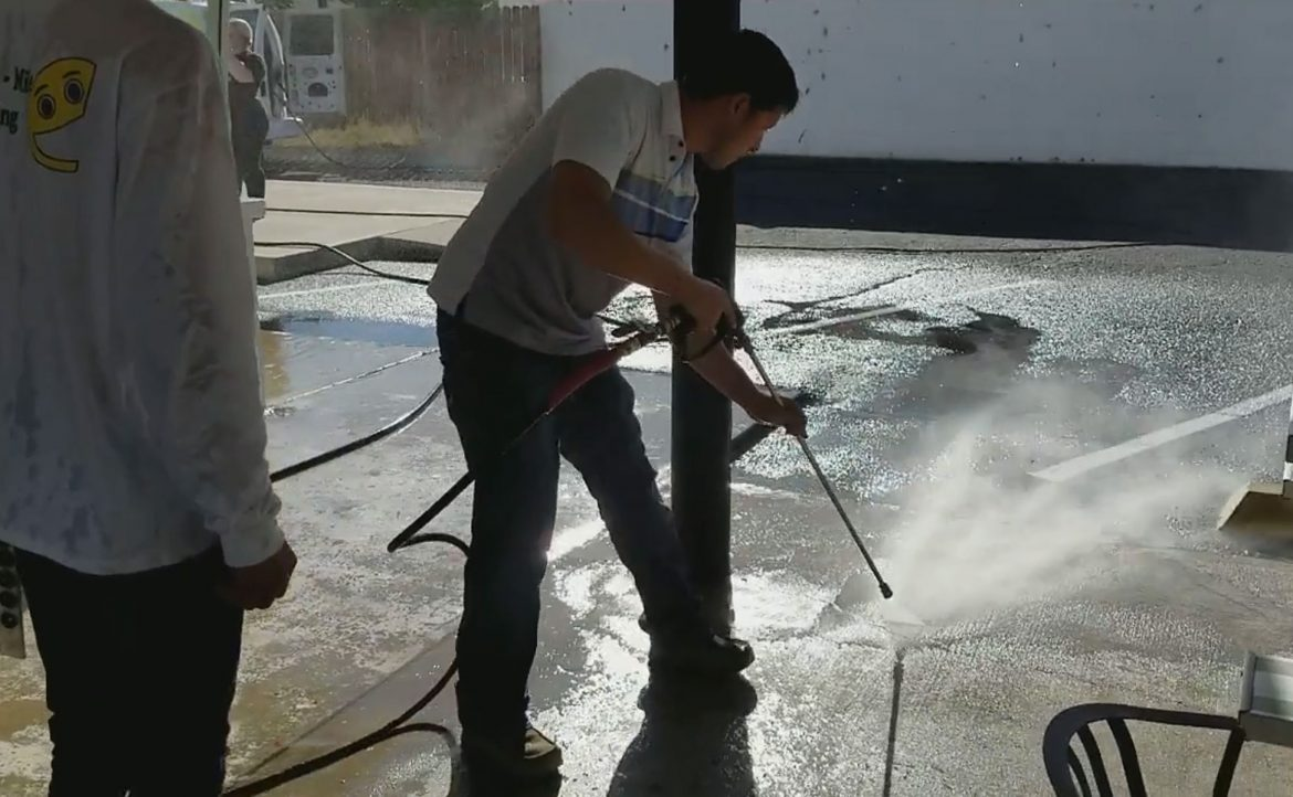 Why You Should Let Professionals Do The Power Washing